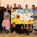 Team-building artistique Fresque collective